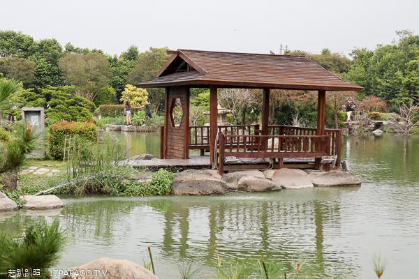 澄霖沉香味道森林館|日式禪風造景|雲林兼六園景觀生態池|網美必訪