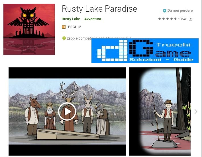 Soluzioni Rusty Lake Paradise livello 1 2 3 4 5 6 7 8 9 10 | Trucchi e Walkthrough level