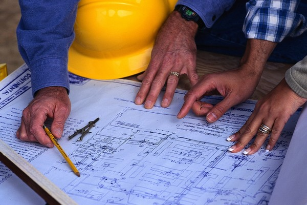 Construction of a 1,000 Sft residential house: Cost break up