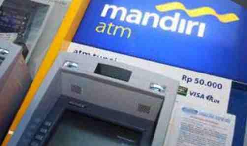 Mengganti PIN MPIN ATM Mandiri via 141