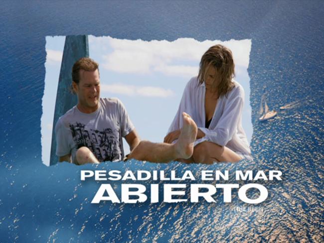 Pesadilla en Mar Abierto [The Reef] DVDR Full Latino