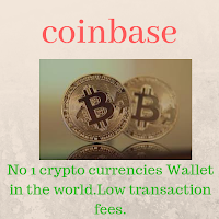 Coinbase world's No1 digital currency Wallet