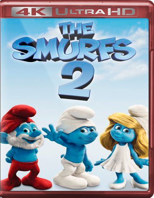 The Smurfs 2 [2013] [UHD] [2160p] [Latino]