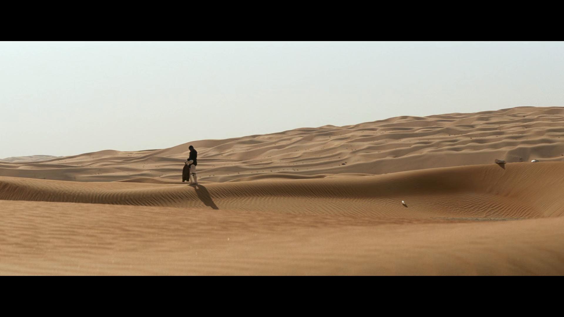 Captura de Star Wars: El Despertar de la Fuerza (2015) 1080p x265 HEVC Latino – Inglés