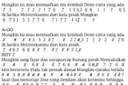 Ariel Noah Nyanyikan Lagu Mungkin Nanti Versi Bahasa Jepang, Ini Isi Lirik dan Videonya