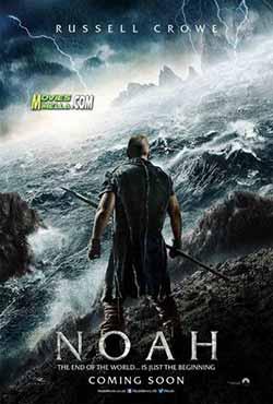Noah 2014 Dual Audio Hindi ENG BluRay 720p 900MB
