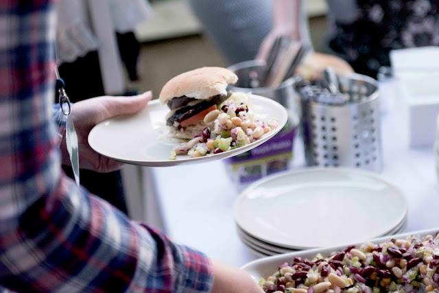 Asda Brighton bloggers BBQ
