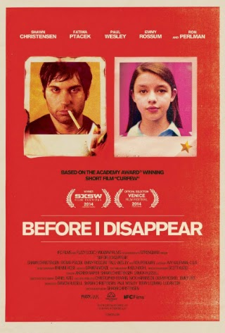 Before I Disappear [2014] [DVDR] [NTSC] [Subtitulado]