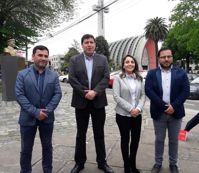 Consejo Regional de Ñuble elige a su directiva 2018-2020