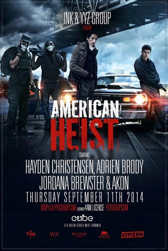American Heist Stream