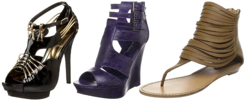 Cone Heel Platform Black Maryjane Shoe