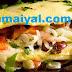 சீஸ்  வெஜிடபிள் ஆம்லெட் செய்முறை | Cheese Vegetable omelet !