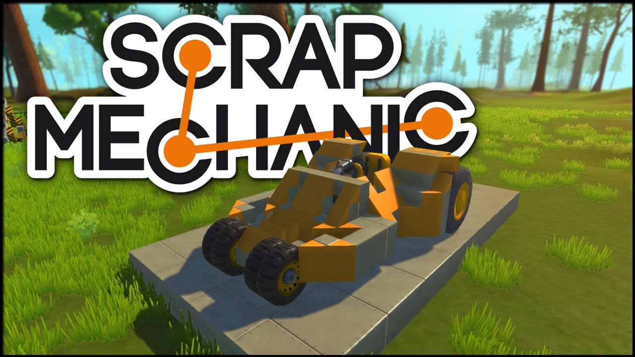 Scrap Mechanic Kostenlos Spielen