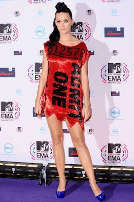 EMA 2010 Katy Perry