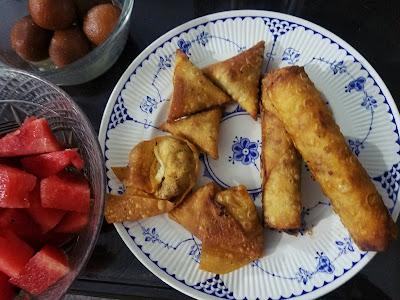 Chicken Wonton