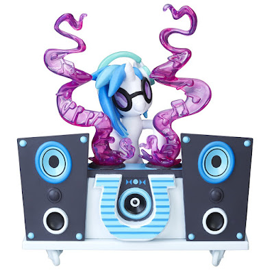Guardians of Harmony DJ-Pony3 / Vinyl Scratch MLP Merchandise