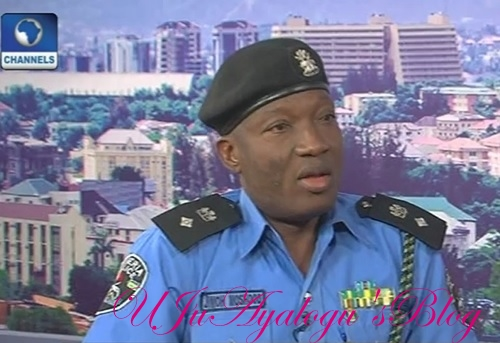 Any Nigerian Caught Making Calls At Filling Stations Will Go To Jail - Police