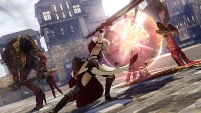 Screenshot Lightning Return Final Fantasy XIII
