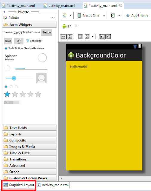 How-to-change-Background-Color-in-Android-output