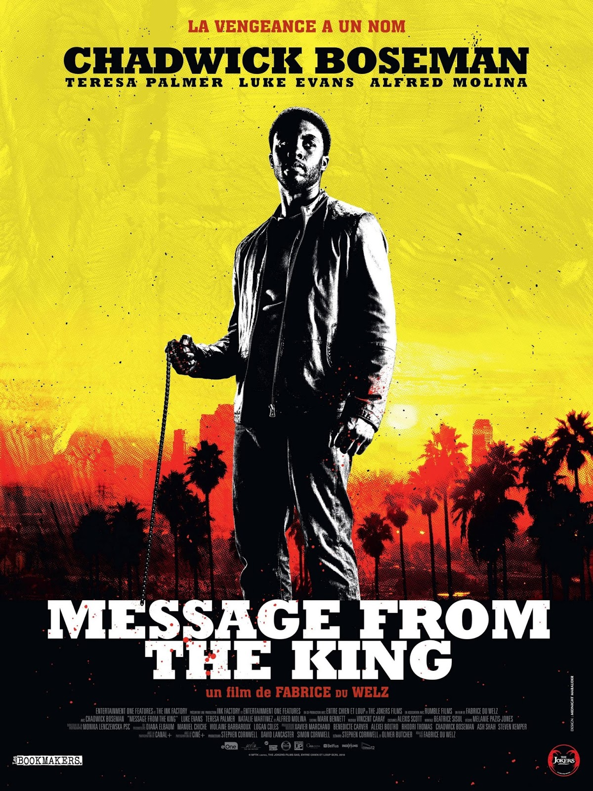 Message from the King 2016