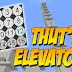 Thut's Elevators Mod para Minecraft 1.11 y 1.11.2