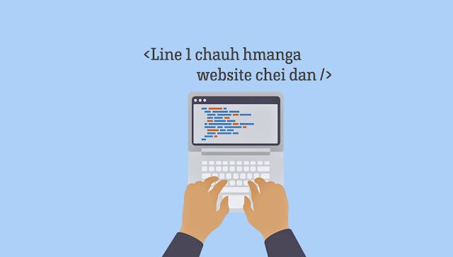 Line 1 chauh hmanga website chei dan