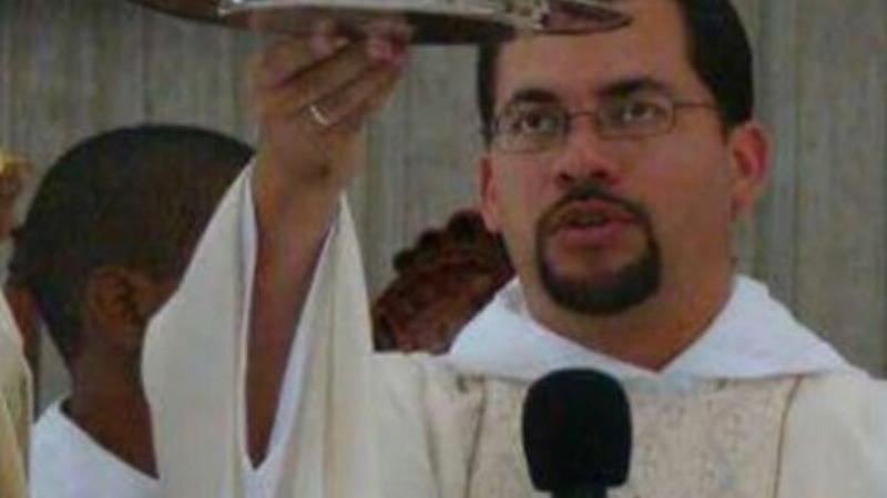sacerdote Miguel Bienvenido Florenzán Ulloa