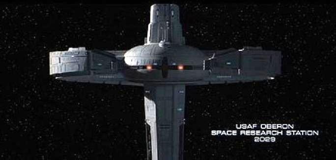 Estação Espacial Oberon