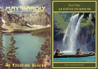 Karl May Az Ezüst-tó kincse könyv