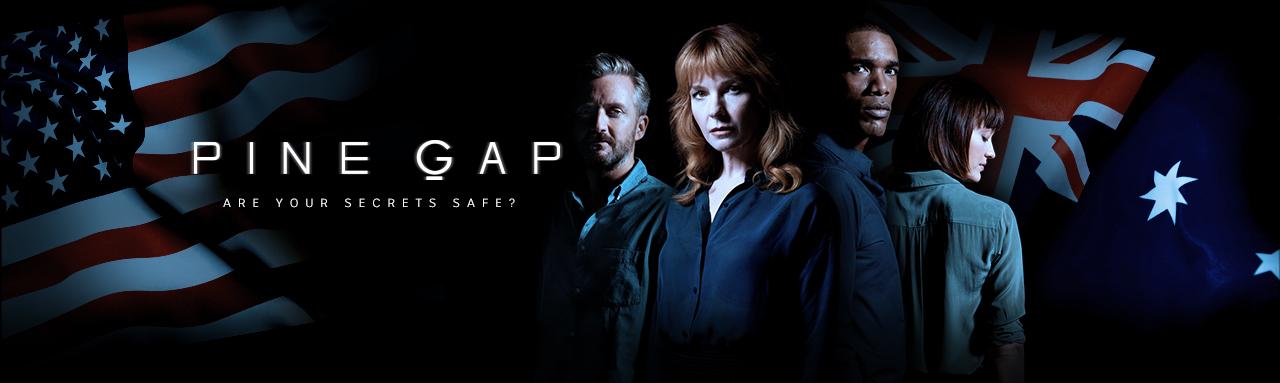 Pine Gap Netflix