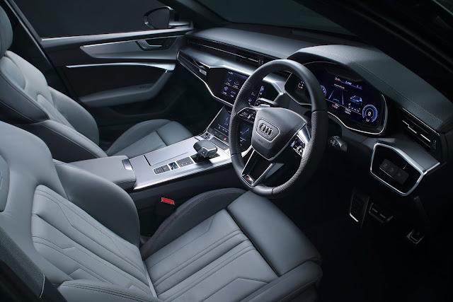 Novo Audi A6 2020