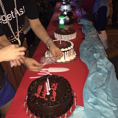 Kek Banyak Ketul