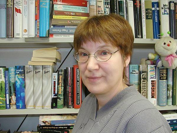 Angelika Scheil, Leiterin der Stadtbücherei Witten (Foto: Marek Schirmer)