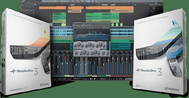 Sofware Untuk Membuat Musik Dengan Mudah menggunakan Komputer