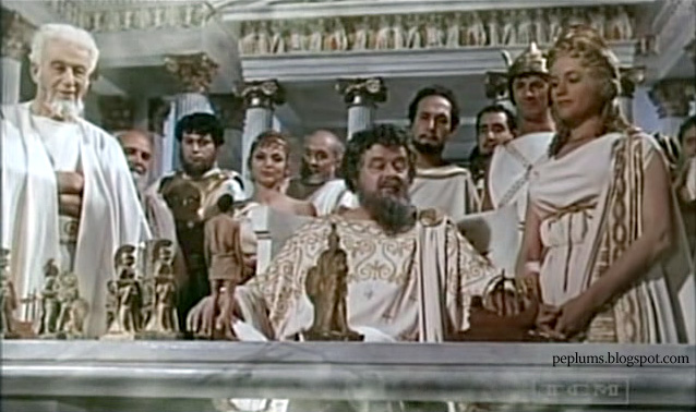 The Gods of Mount Olympus - Family Tree