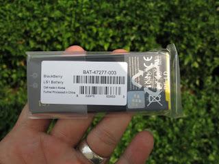 Baterai Blackberry Z10 Tipe L-S1 Original