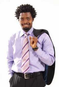 Nigerian Comedian Basketmouth Robbed At Gun Point