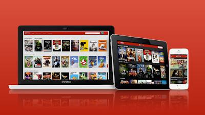 Netflix, el cine y las series en todas las plataformas