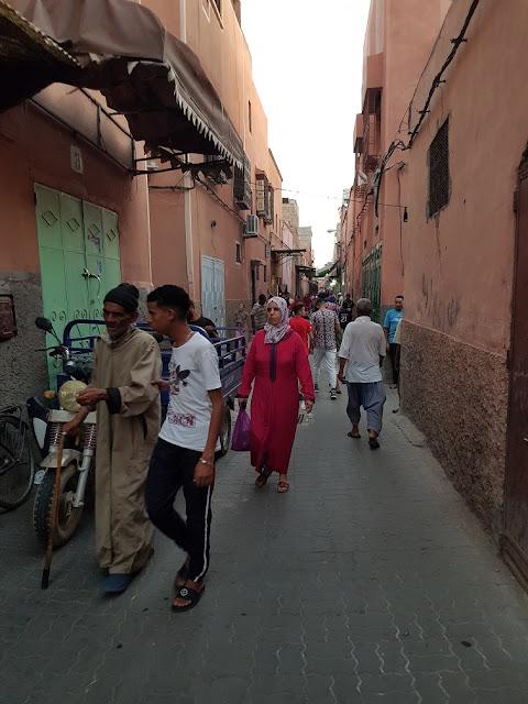 abbigliamento marocco marrakech