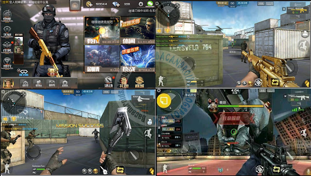 Cross Fire Mobile Apk Full Latest Android rilis