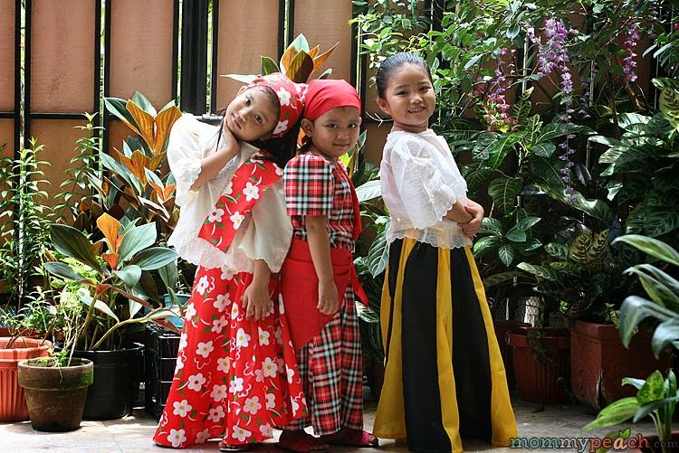 My Mom-Friday: Kid-Style: Best in Filipiniana 2014