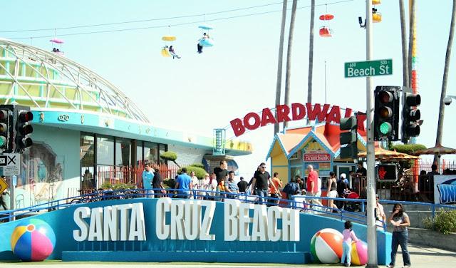 Santa Cruz na Califórnia