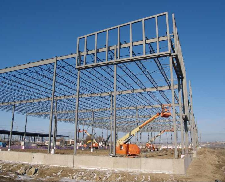 Steel Building Foundations Stronger The Foundation