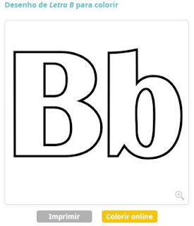 http://www.supercoloring.com/pt/desenhos-para-colorir/letra-b-5?colore=online