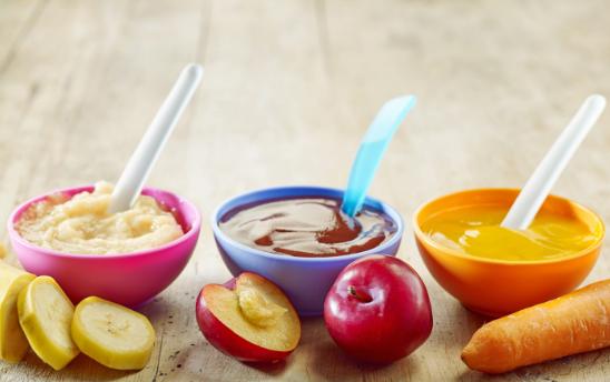 Amankah Menambahkan Garam pada Makanan Pendamping ASI