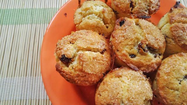 Muffineczki na smuteczki