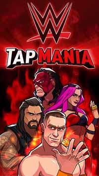 WWE Tap Mania MOD APK (Unlimited Money) v16619 Online
