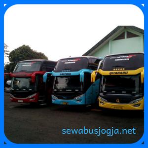 Sewa Bus Jogja SHD JetBus