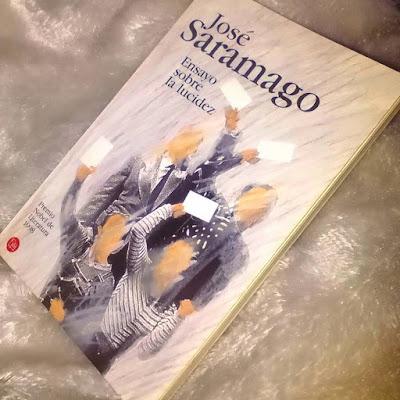 """José Saramago, """"Ensayo sobre la lucidez"""""""