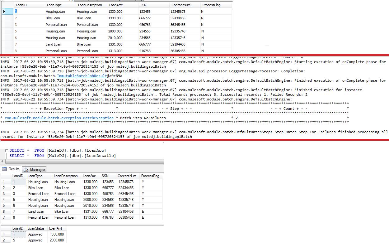Mule ESB Tutorials: Batch Processing in Mulesoft | ETL